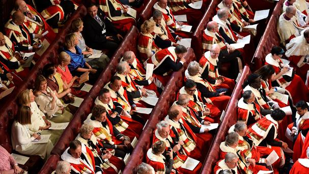 Peers have called for the Scotland Bill to be halted while more scrutiny of the measures is carried out