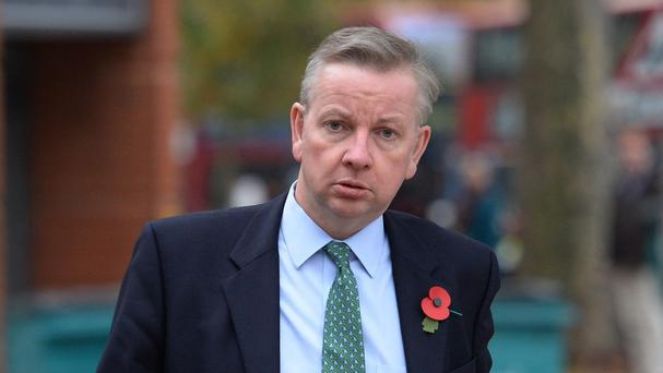 Michael Gove has named his preferred choice to be the next chief inspector of prisons