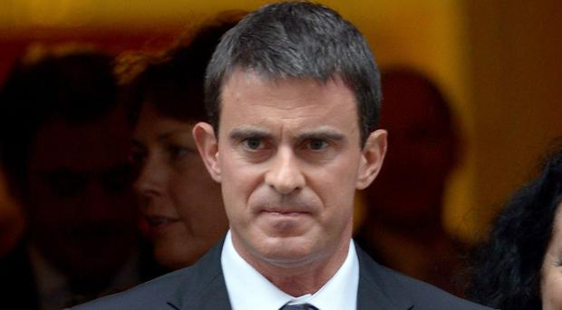 French prime minister Manuel Valls says the terror threat will be long and permanent