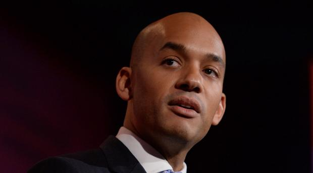 Chuka Umunna said MPs should get a free vote on extending airstrikes