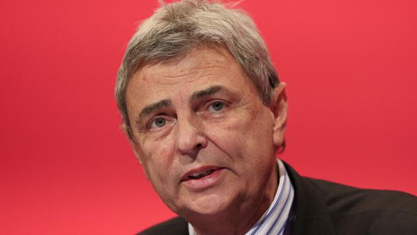 Unison's Dave Prentis said Labour needs to get back to showing ordinary people that the party is on their side