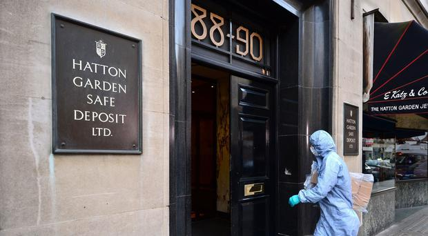 Four men are facing trial over the Hatton Garden Safe Deposit company raid