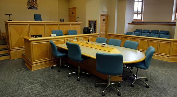 An Algerian citizen has pleaded guilty to an offence under the Terrorism Act 2006 at Edinburgh Sheriff Court