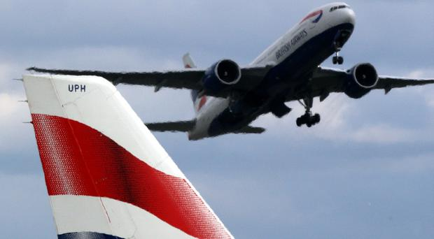 Balpa said a laser attack on a British Airways plane landing at Heathrow damaged the co-pilot's retina