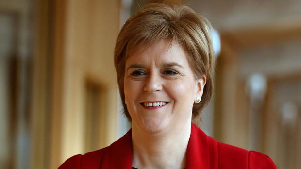 Nicola Sturgeon delivered the annual Jimmy Reid Memorial Lecture at Glasgow University