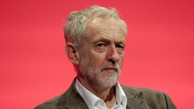 The Labour leader is known to be a strong opponent of nuclear weapons