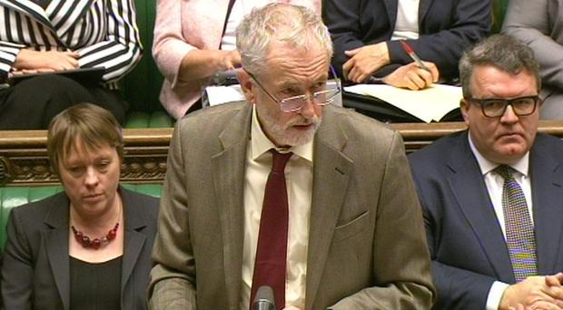 Labour leader Jeremy Corbyn is doing well, according to 66 per cent of party members polled by YouGov