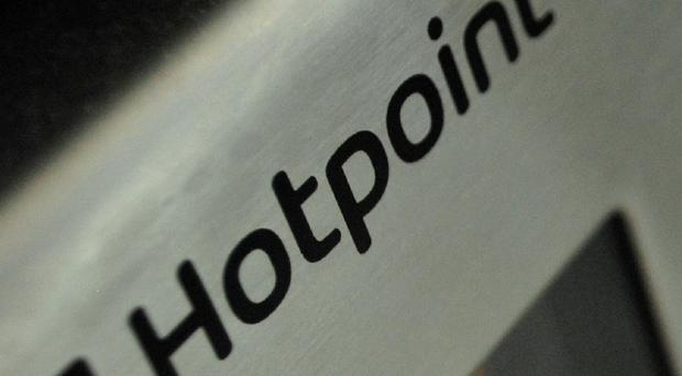 Hotpoint, Indesit and Creda tumble dryers may be affected