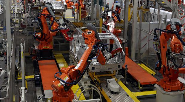 Jaguar Land Rover said its investment at its site in Wolverhampton shows its long-term commitment to Britain