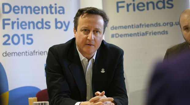 David Cameron has described dementia as one of the greatest enemies of humanity