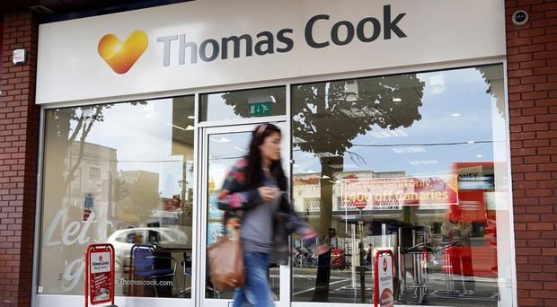 Thomas Cook posted profits after tax of £19 million - its first positive profit after tax since 2010