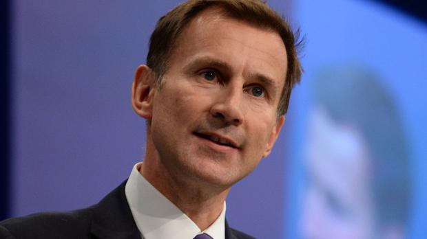 Jeremy Hunt said patient safety 'has been my absolute priority throughout my tenure as Health Secretary'
