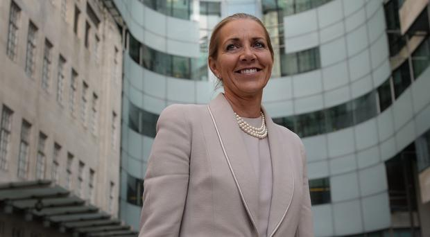 Chairman of the BBC Trust Rona Fairhead said the broadcaster had helped spearhead the UK's creative industries