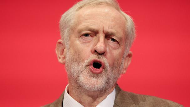 Labour leader Jeremy Corbyn is struggling to contain a shadow cabinet revolt over air strikes against IS in Syria