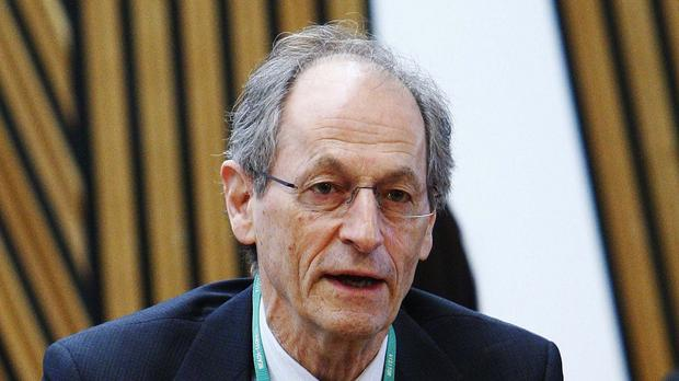 Professor Sir Michael Marmot said middle earners were still facing