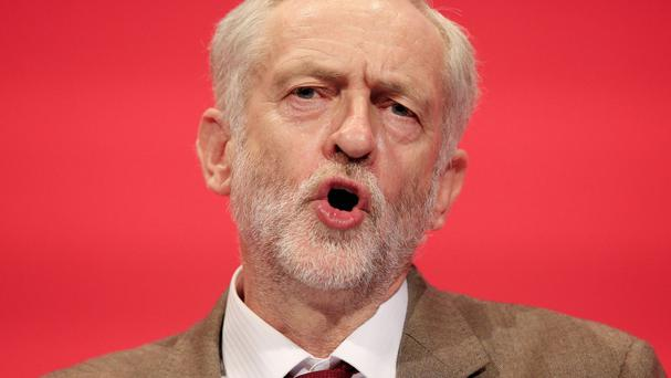 Labour leader Jeremy Corbyn has sent a survey to party members asking for their views on air strikes against IS in Syria