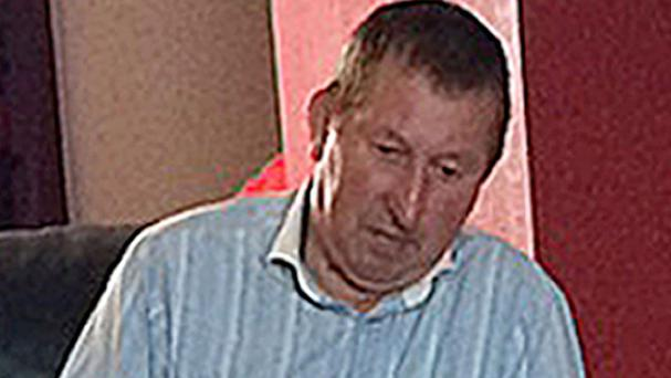 David Brickwood was murdered at his home in Abington, Northampton, in September (Northamptonshire Police/PA Wire)