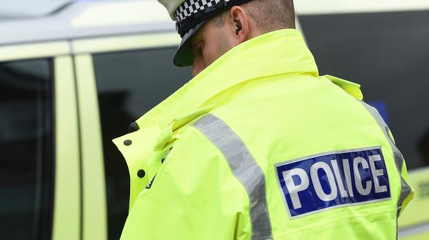 Police are appealing for information about the collision, which occurred on Bury New Road in Salford