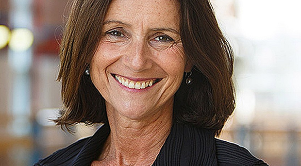 Carolyn Fairbairn, the first ever female director general of the CBI