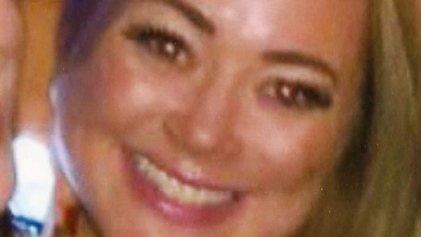 Alison Wilson died after being stabbed in the neck with a broken bottle as she intervened in a street row, a jury has heard