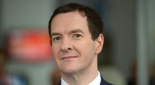 George Osborne says voters are mainly concerned about
