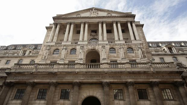 The Bank of England has warned of the