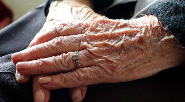 Almost one in three families lack the right support to care for elderly relatives leaving hospital, a report says