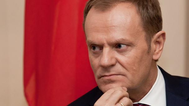 Donald Tusk will chair the EU summit on December 17