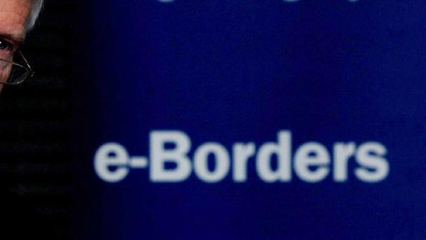The eBorders system