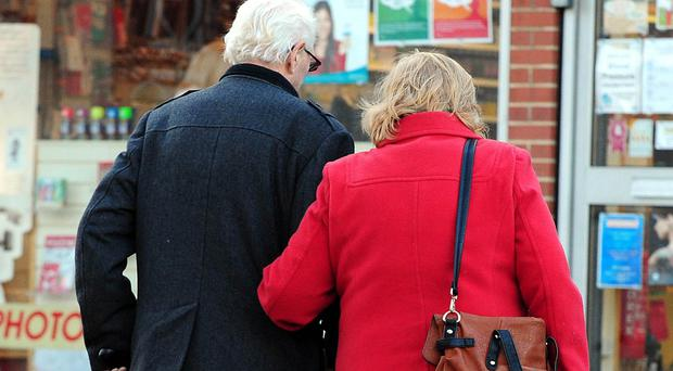 Research suggests that walking slowly may be an early sign of Alzheimer's in older people at risk of dementia