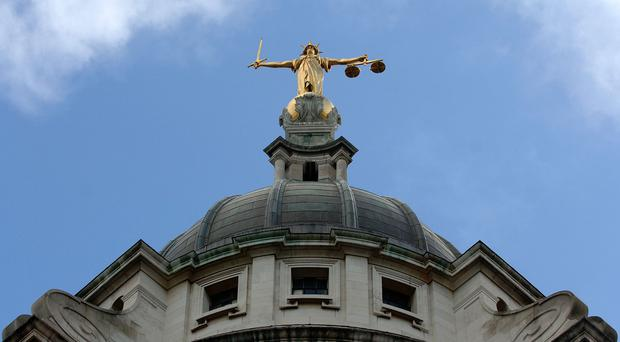 A man previously convicted of a sexually motivated burglary was caught peering into a family's home in the middle of the night, the High Court heard.