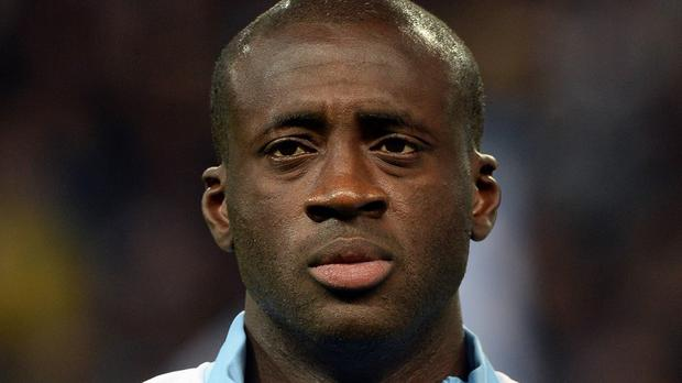Yaya Toure is expected to give evidence
