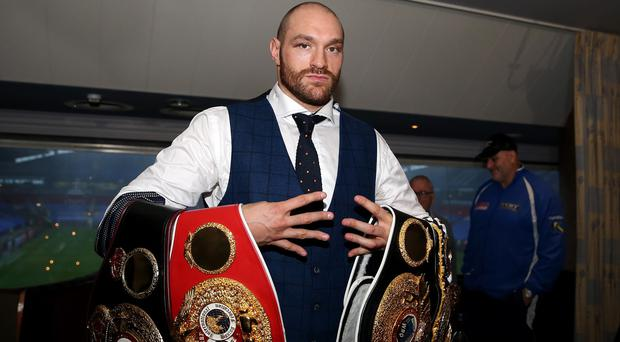Tyson Fury has been criticised for saying fellow Spoty nominee Jessica Ennis-Hill 'slaps up well'