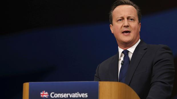 Prime Minister David Cameron has been Conservative Party leader for 10 years
