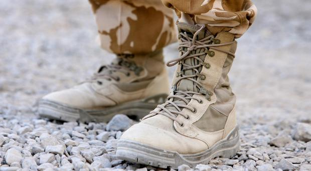Combat Stress is treating nearly 6,000 ex-servicemen and women, of which more 2,156 served in Afghanistan or Iraq