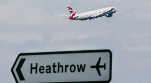 Unite is backing plans for a third runway at Heathrow