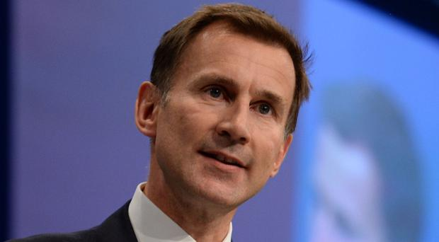 Health Secretary Jeremy Hunt said the proposed charges would recover up to £500 million per year