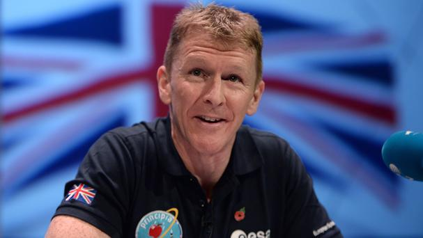 Tim Peake is due to fly to the ISS