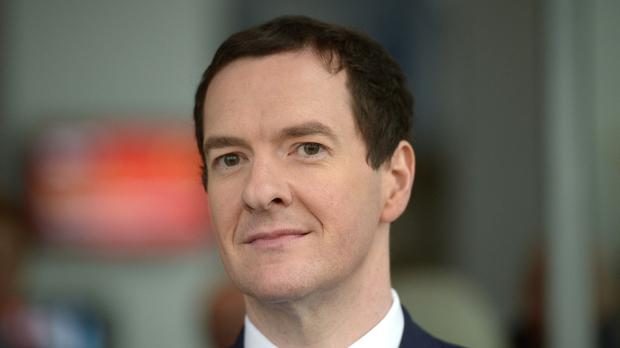 George Osborne believes air strikes in Syria will help degrade IS