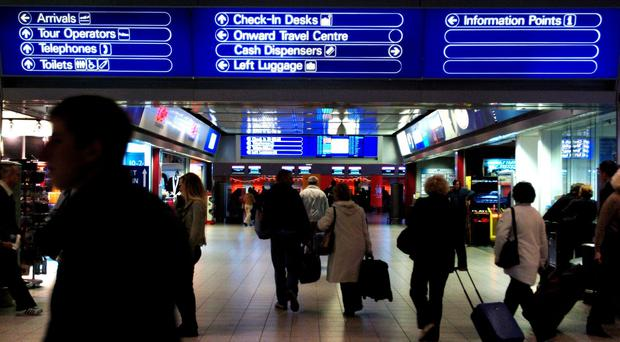 Expansion work at Luton Airport will increase capacity from 12 million to 18 million passengers per year