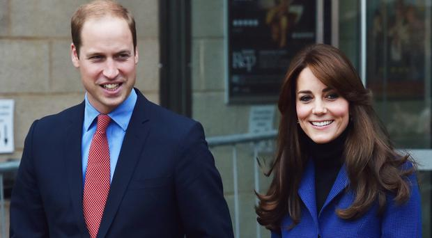 The Duke and Duchess of Cambridge will take part in a fundraising event on the City's trading floor