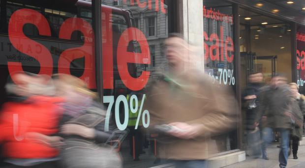 The UK economy is too dependent on consumer spending, the British Chambers of Commerce says