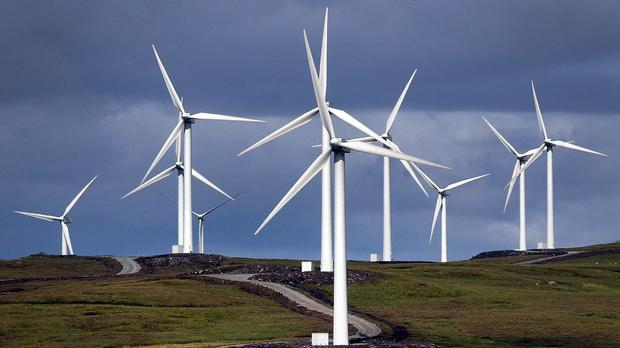 Gaelectric has bought three wind farms in the last few months