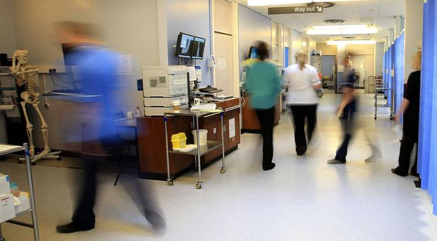The NHS suffered a winter crisis despite receiving extra cash