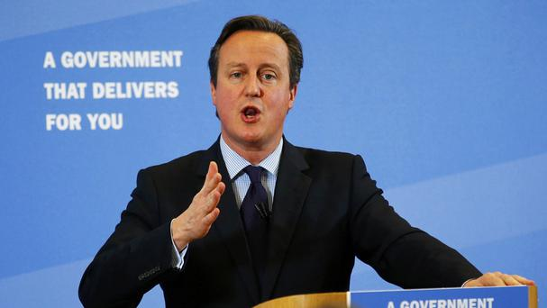 David Cameron will be urged to tackle hunger-related problems in the UK
