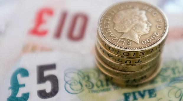 Roughly 14 million Britons are victims of income shock, a report revealed