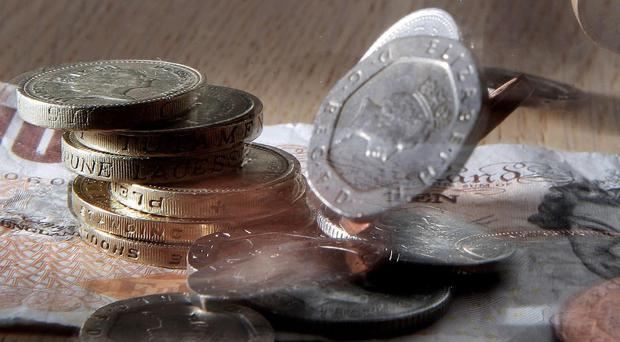 Men say they are keeping secret savings to help pay for their retirement