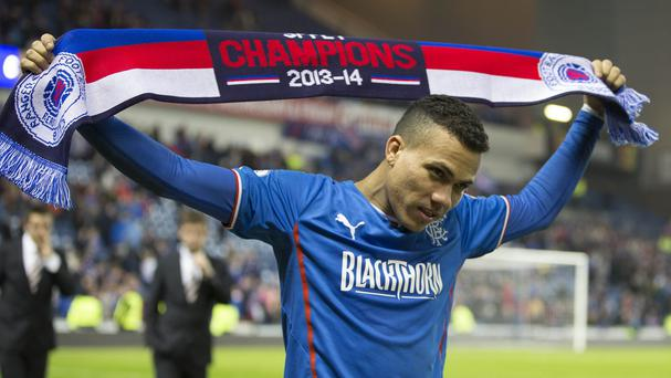 Former Rangers midfielder Arnold Peralta was shot in his hometown in Honduras