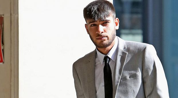 Ednane Mahmood was sentenced at Manchester Crown Court