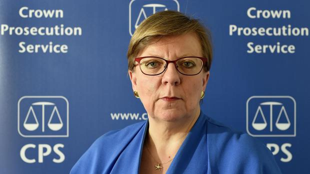 Director of Public Prosecutions Alison Saunders said the CPS has